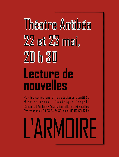 Affiche lectures de nouvelles 2010