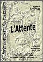 Affiche concours d'écriture 2013