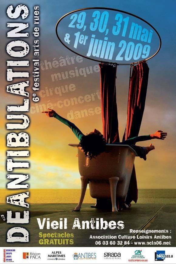 affiche deantibulations 2009